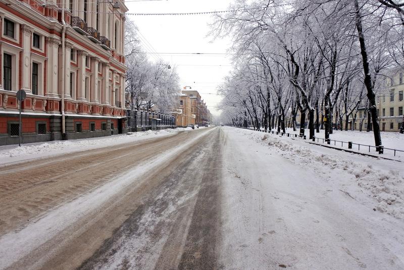 Конногвардейский бульвар