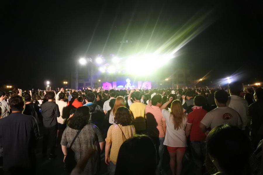 Концерт Сая