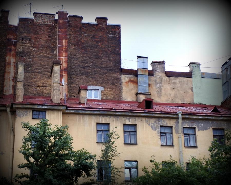 Старый двор