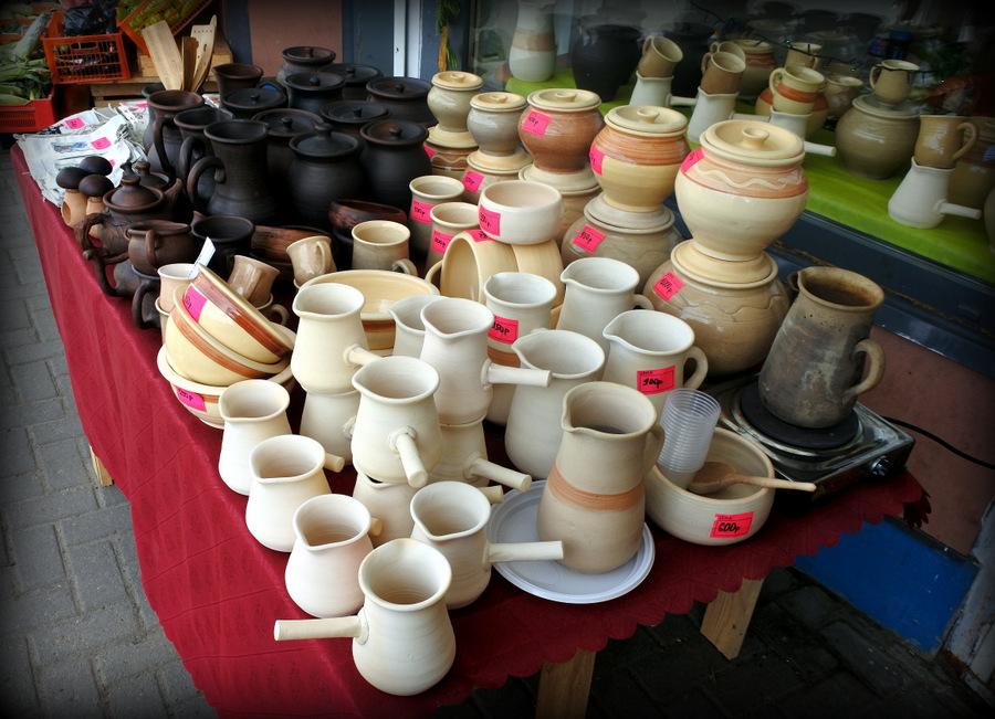 турки и прочая керамика