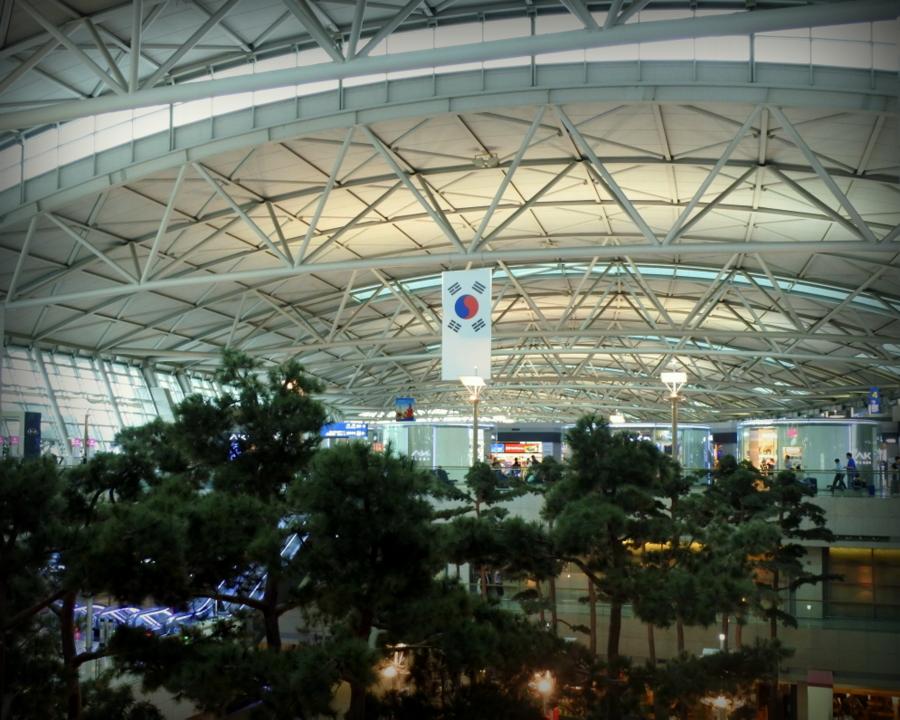 Инчхонский аэропорт