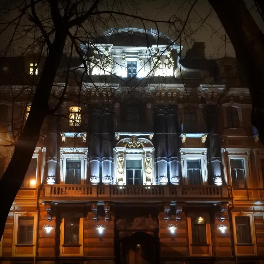 Дом Уткина
