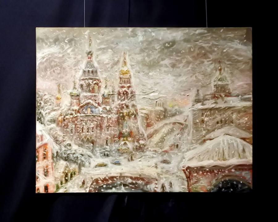 Картина Виктора Тихомирова