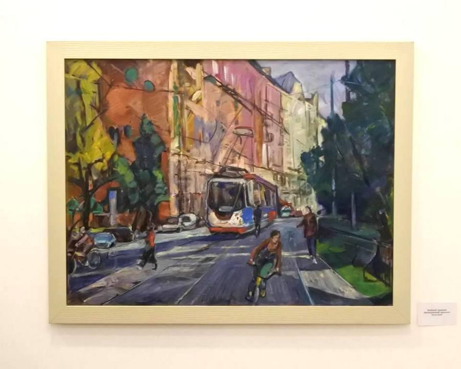 Игорь Чурилов. Весёлый трамвай. Кронверкский проспект