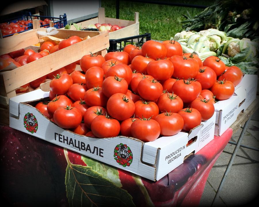 Грузинские помидоры