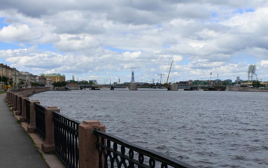 Газпромовская башня