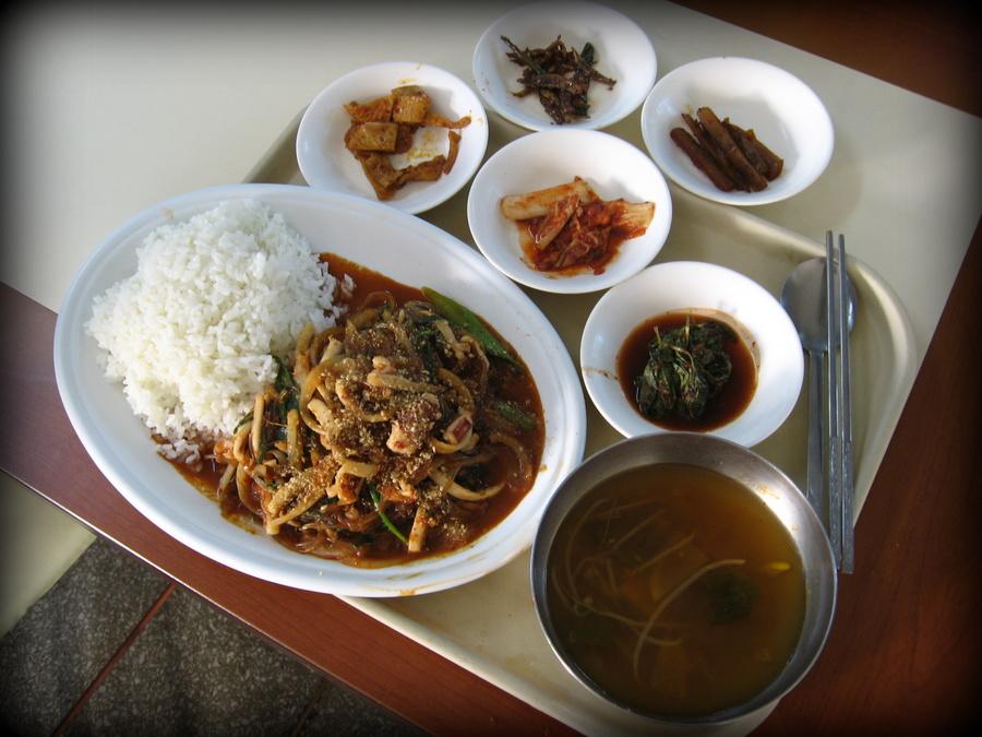 корейские закуски названия