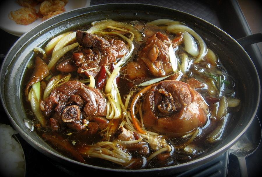 Корейская кухня рецепты с фото в домашних