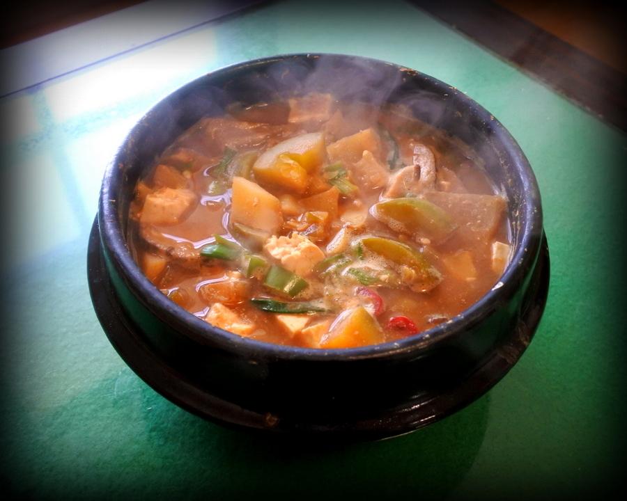 шикарный рыбный суп рецепты с фото корейский кухни ребёнка представителями флоры