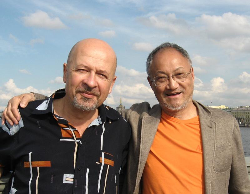 Vladimir Andreev et Julien Fang