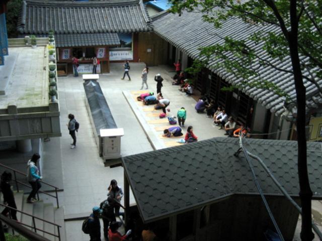 Пальгонсан. Буддийский монастырь