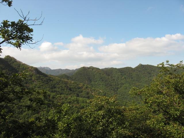 Корейские горы