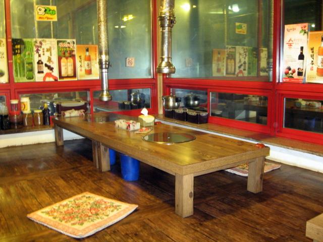 Ресторан при сауне