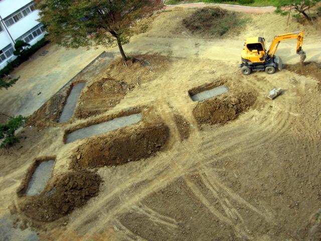 Реконструкция двора-3