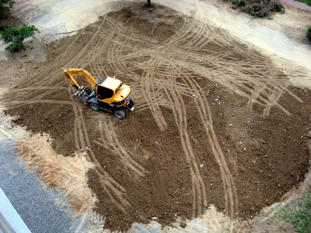 Реконструкция двора-2