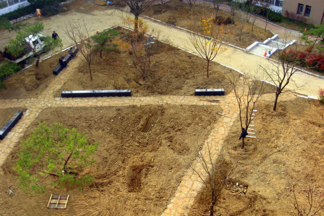 Реконструкция двора-5