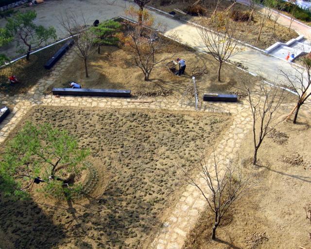 Реконструкция двора-7