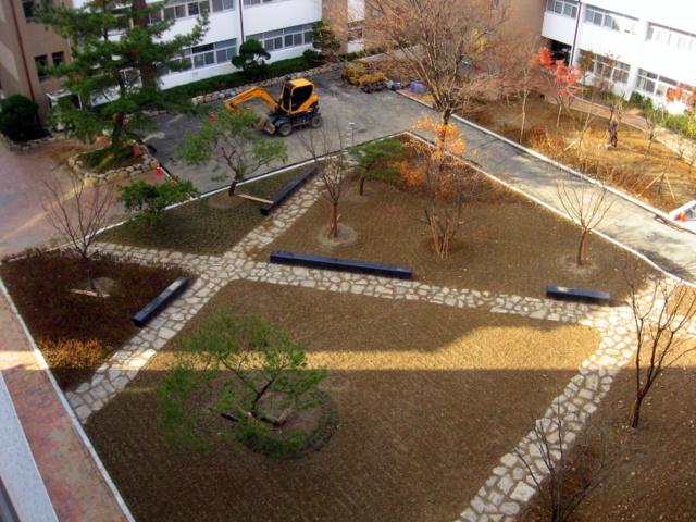 Реконструкция двора-8
