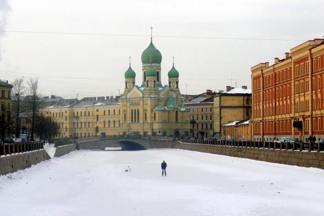 Церковь Исидора Юрьевского