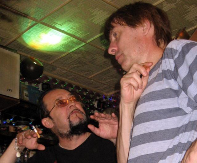 Сазон и Козлов