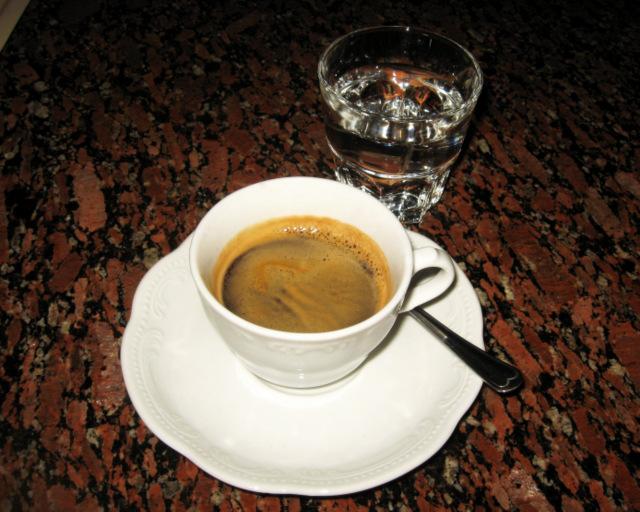 кофе лунго