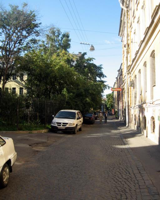 ул. Репина