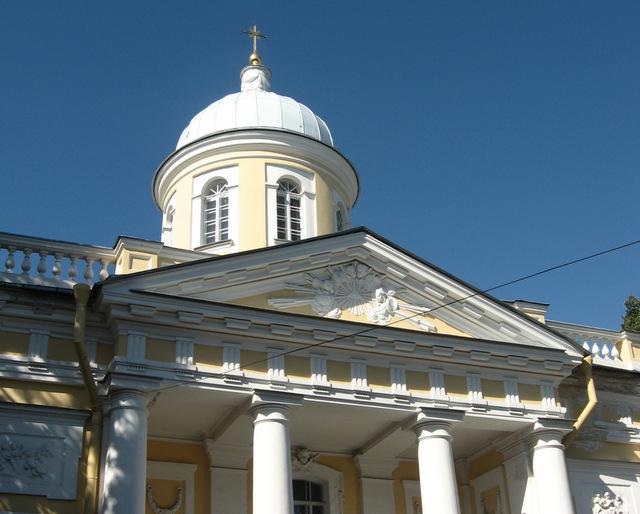 Церковь Святой Екатерины на Большом пр. В.О.