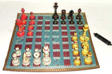 «Как может править царством тот, кто не умеет играть в шахматы?» (часть 1)
