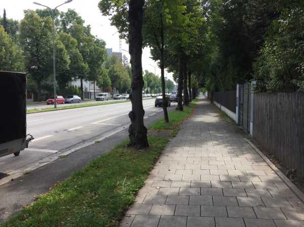 Загород Мюнхена