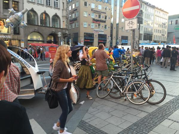 Девушки Мюнхена