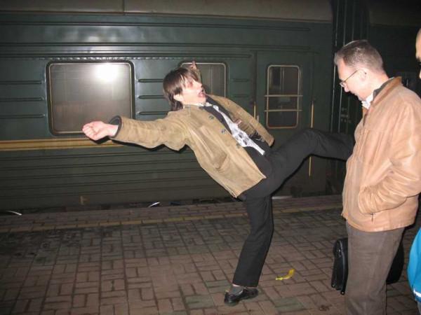 Фокусник Ларионов