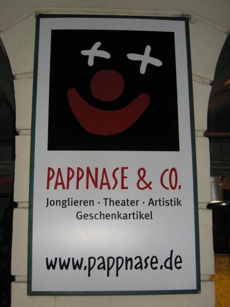 Цирковой магазин в Мюнхене