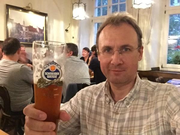 Пиво в Мюнхене