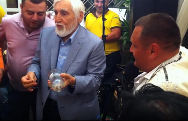 Фокусник Сергей Листопад