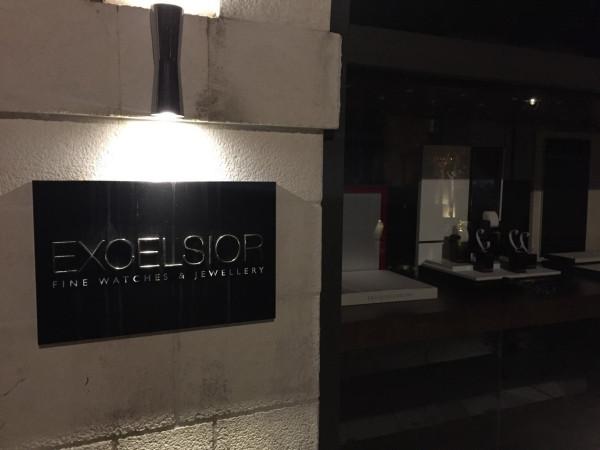 Магазин элитных часов в Тивате