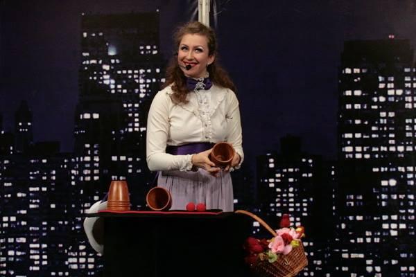 Жанна Овечкина