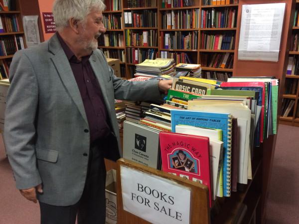 Библиотека фокусов в Англии