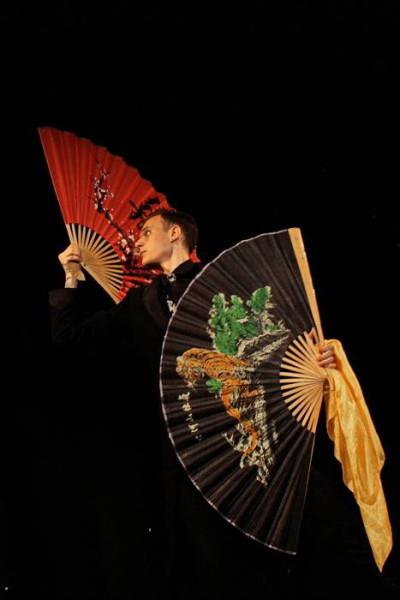 Китайский фокусник