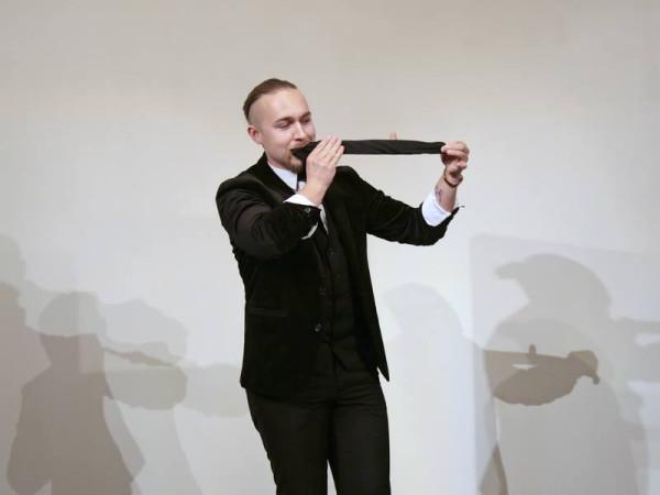 Стендап фокусник