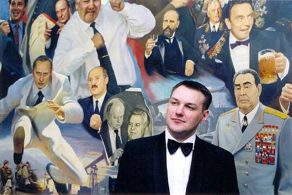 Олег Паскаль помнит всех по имени-отчеству