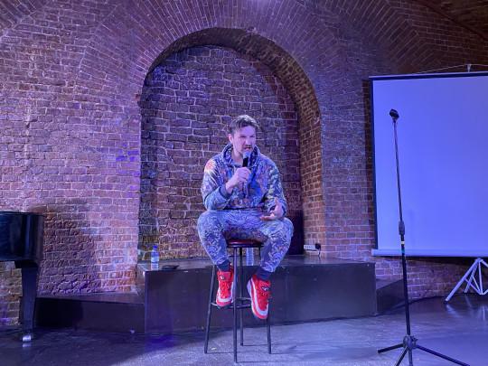 Алексей Карза о состоянии льва перед выходом на сцену