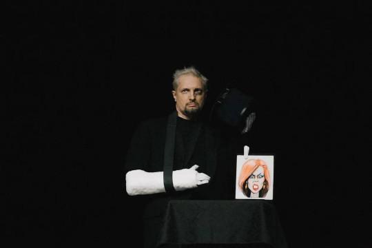 Вадим Савенков и его Наташа