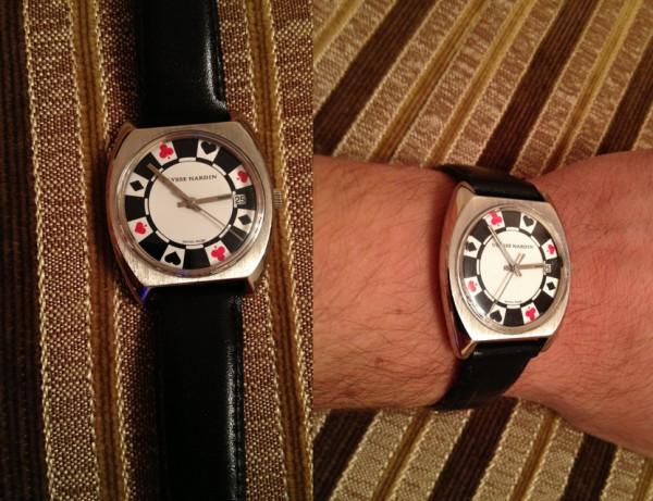 Редкие часы Ulysse Nardin