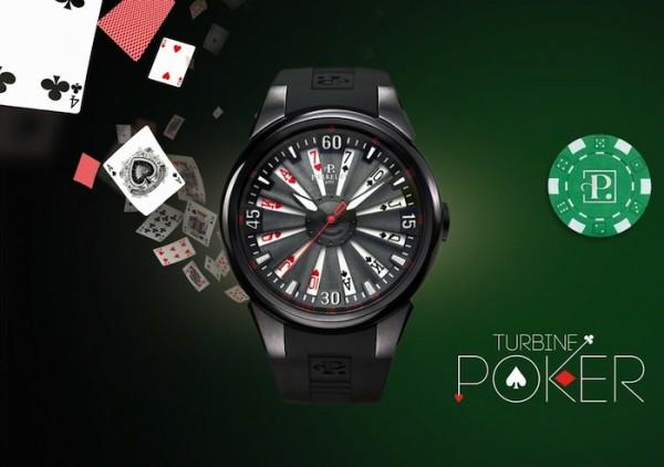 Perrelet Turbine Poker Limited Edition