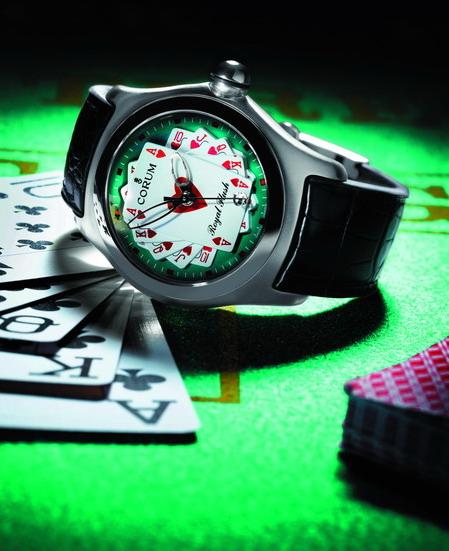 Часы Corum Royal Flash