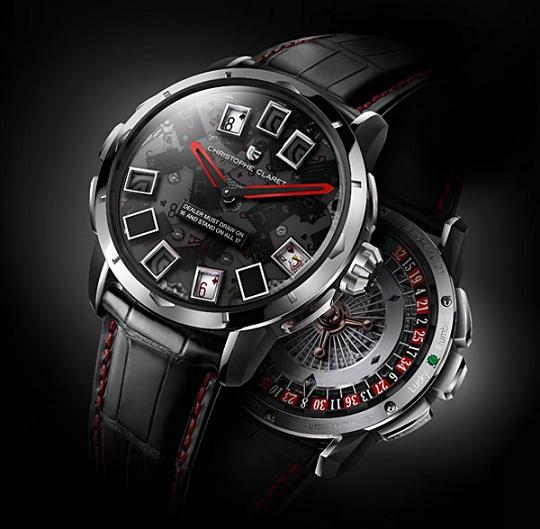 Часы Christophe Claret 21 BlackJack