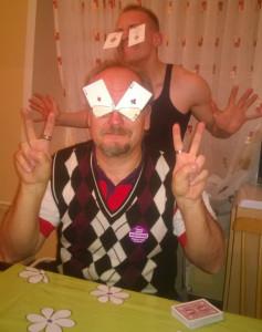 Фокусник из Беларуси