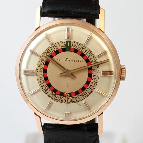 Часы на тему казино