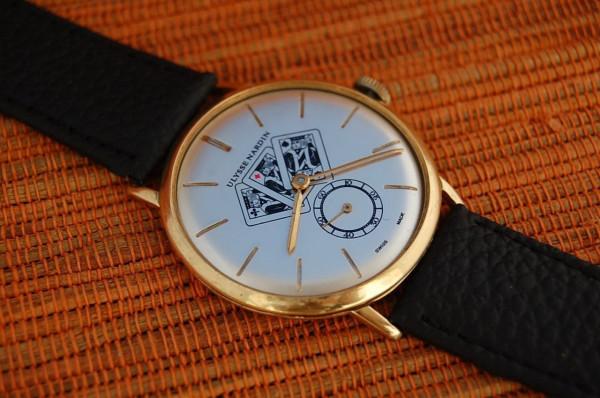 Редкие часы от Ulysse Nardin