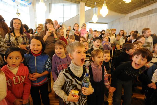 Детская публика